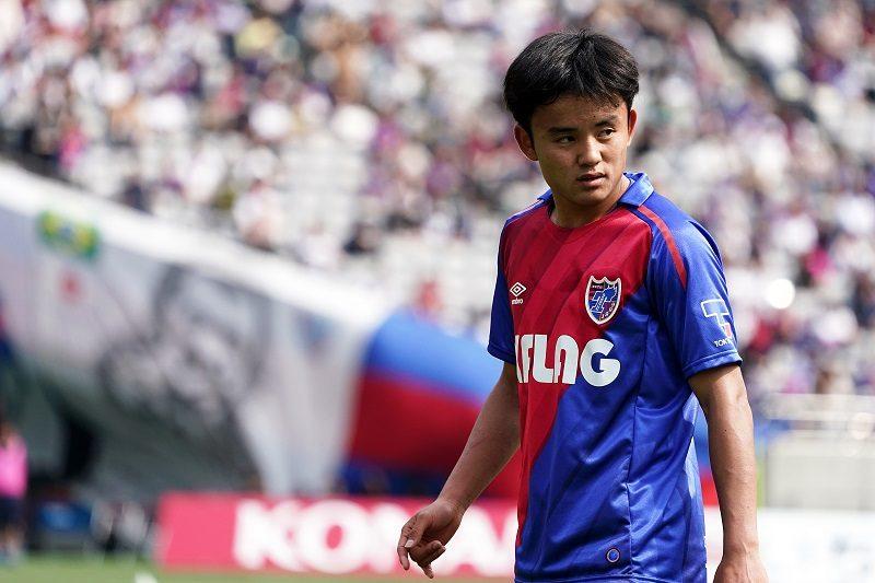 久保 選手 サッカー